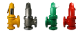 IN the majority  CASES ONE MANUFACTURERS API SAFETY VALVE CAN BE DIRECTLY INTERCHANGED WITH ANOTHER MANUFACTURERS VALVE