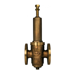 Broady Type D Pressure Reducing valve